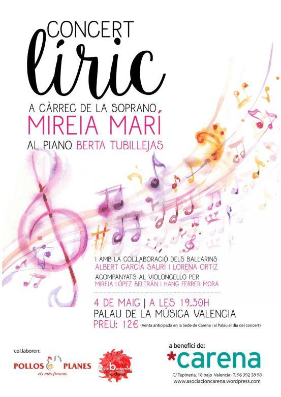 cartell concert palau